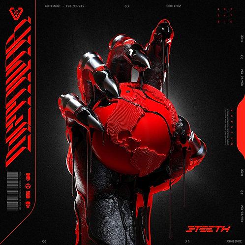 3TEETH - METAWAR LP Released 05/07/19
