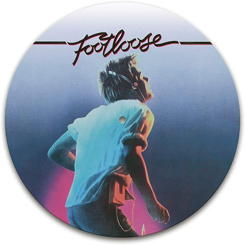 Footloose - Original Soundtrack Picture Disc LP Released 09/10/20