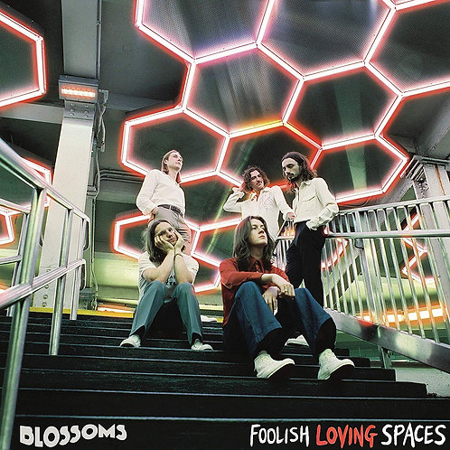 Blossoms - Foolish Loving Spaces CD Released 31/01/20