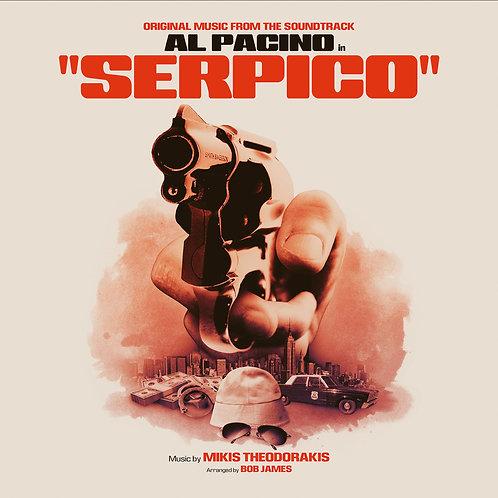 Mikis Theodorakis - Serpico Soundtrack LP
