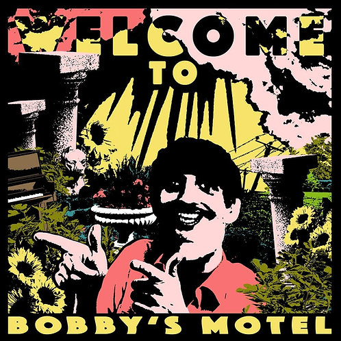 Pottery - Welcome To Bobby's Motel LP #LRS
