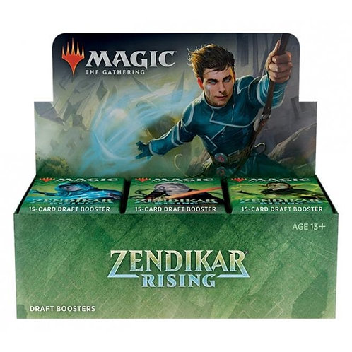 Magic the Gathering: Zendikar Rising Booster Box