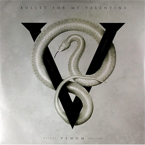 Bullet For My Valentine - Venom - Deluxe Edition LP
