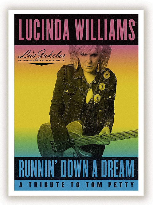 Lucinda Williams - Runnin' Down A Dream: A Tribute To Tom Petty CD