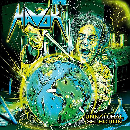 Havok - Unnatural Selection LP Released 16/10/20