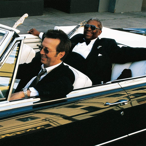 Eric Clapton & B.B. King - Riding With The King LP Released 26/06/20