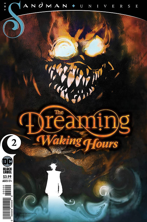 """DREAMING  """"WAKING HOURS #2"""