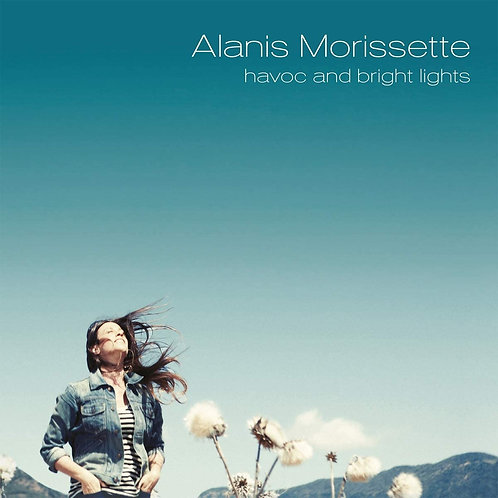 Alanis Morissette - Havoc And Bright Lights LP Released 11/12/20