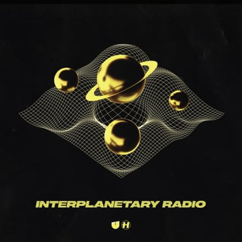 Unglued - Interplanetary Radio Vinyl LP Released 25/06/21