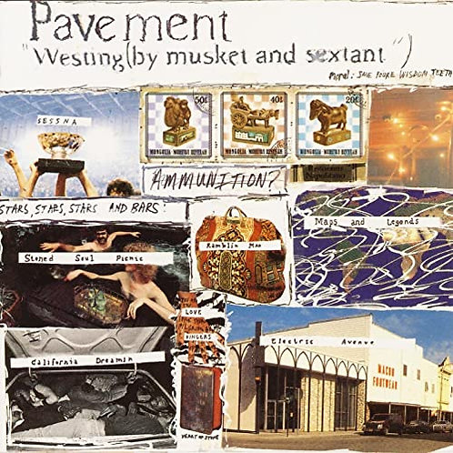 Pavement - Westing (By Musket And Sextant) LP Released 13/11/20