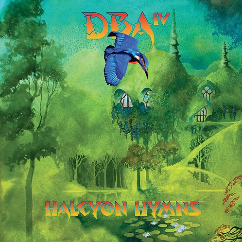 Downes Braide Association - Halcyon Hymns White Vinyl LP