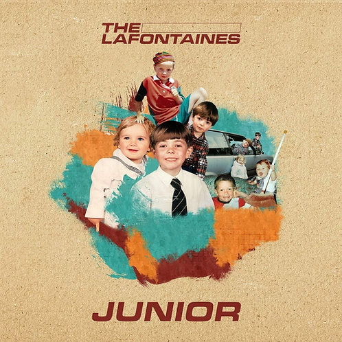 The Lafontaines - Junior LP Released 14/06/19