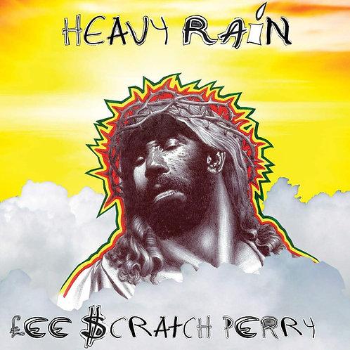 Lee Scratch Perry - Heavy Rain LP Released 06/12/19