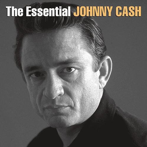 Johnny Cash - The Essential Johnny Cash LP