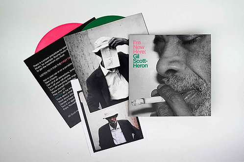 Gil Scott-Heron - I'm New Here 10th Anniversary Edition LP Released 07/02/20