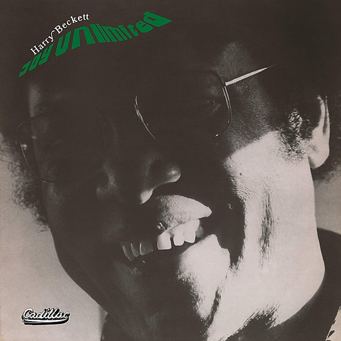 Harry Beckett - Joy Unlimited LP Released 04/09/20