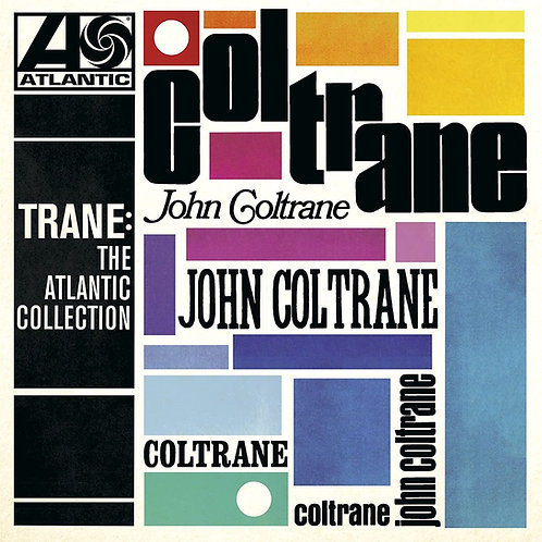 John Coltrane - Trane: The Atlantic Collection LP