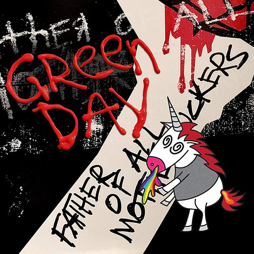 Green Day - Father Of All... CD Released 07/02/20