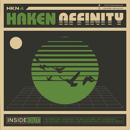 Haken - Affinity LP Released 05/03/21
