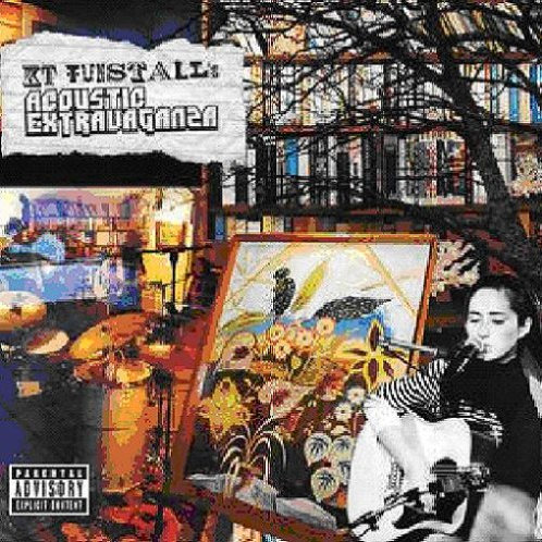 KT Tunstall - Acoustic Extravaganza LP Released 20/09/19
