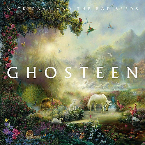 Nick Cave And The Bad Seeds - Ghosteen CD Released 08/11/19