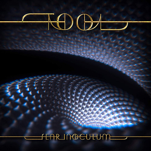 Tool - Fear Inoculum CD - Released 30/08/19