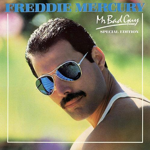 Freddie Mercury - Mr. Bad Guy LP Released 11/10/19
