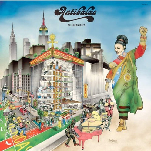 Antibalas - Fu Chronicles CD Released 07/02/20
