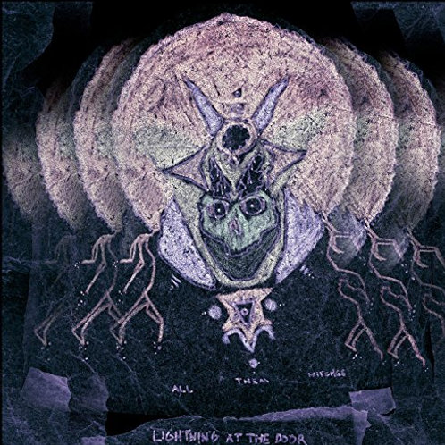 All Them Witches - Lightning At The Door LP Released 20/12/19
