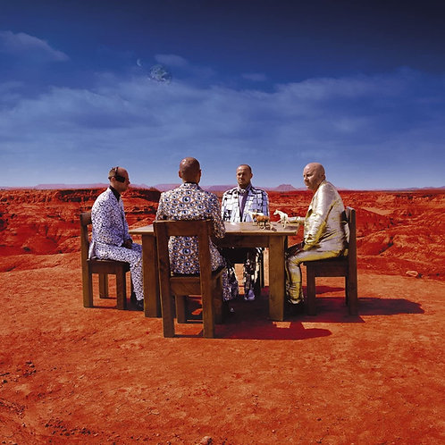 Muse - Black Holes And Revelations LP