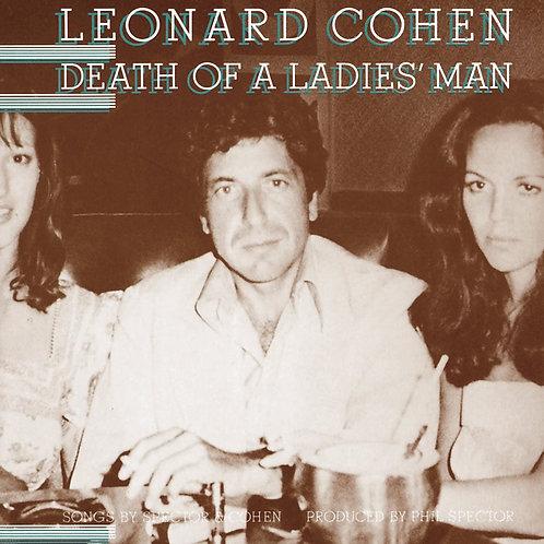 Leonard Cohen - Death Of A Ladies Man LP
