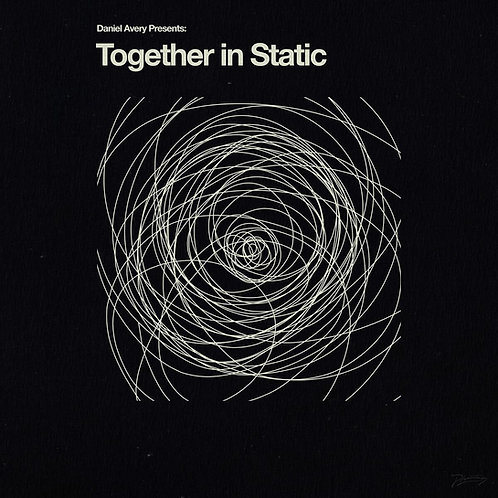 Daniel Avery - Together In Static Vinyl LP Released 25/06/21