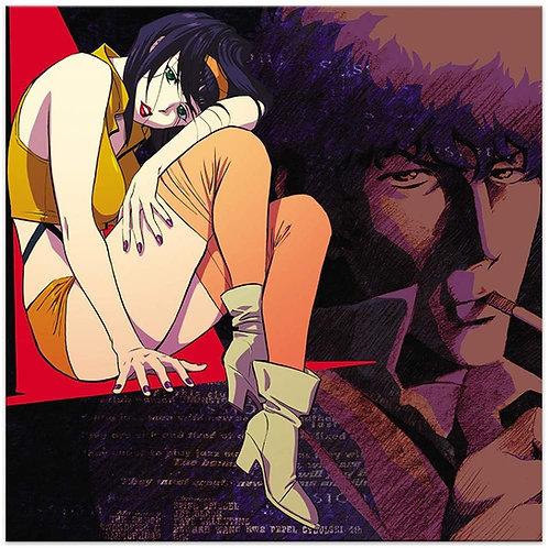 Seatbelts - Cowboy Bebop (Original Series Soundtrack) LP Released 04/12/20