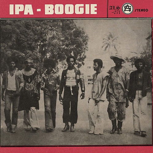 Ipa-Boogie - Ipa-Boogie LP Released 20/11/20