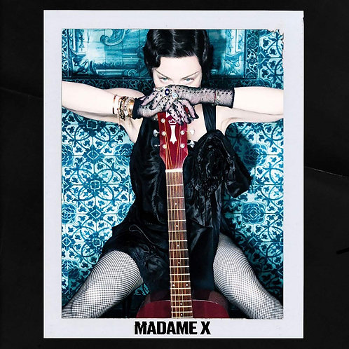 Madonna - Madame X Deluxe CD Released 14/06/19