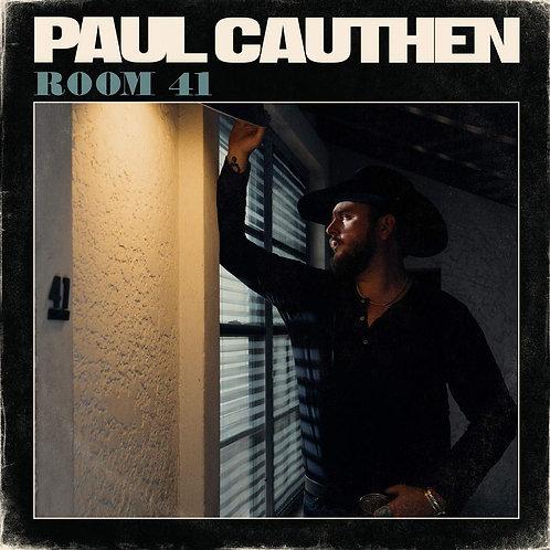 Paul Cauthen - Room 41 LP Released 06/09/19
