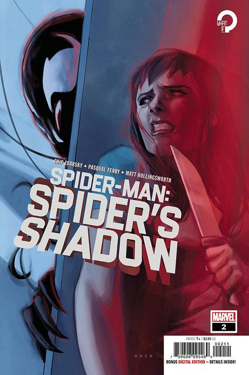 SPIDER-MAN SPIDER SHADOW#2
