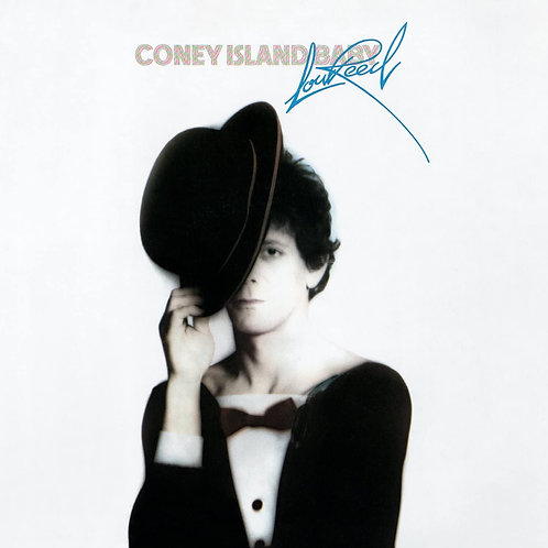 Lou Reed - Coney Island Baby LP Released 22/01/21