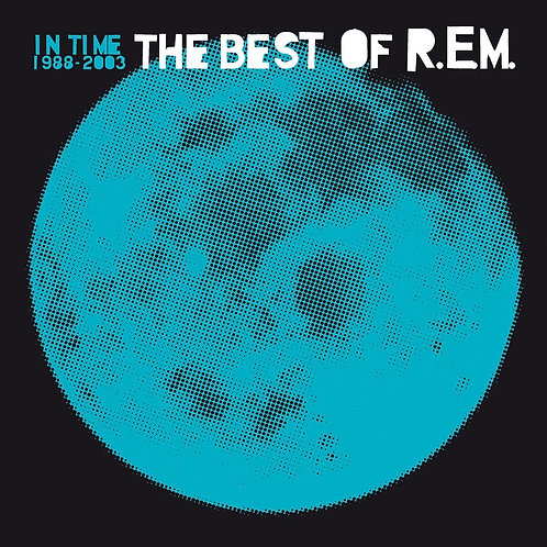 R.E.M. - In Time The Best Of R.E.M. 1988 - 2003 LP
