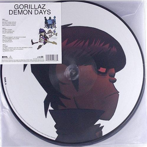 Gorillaz - Demon Days Picture Disc LP