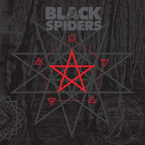 Black Spiders - Black Spiders CD Released 16/04/21