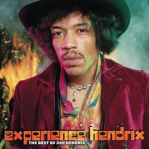 Jimi Hendrix - Experience Hendrix: The Best Of Jimi Hendrix LP