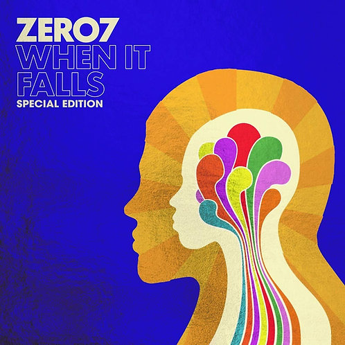 Zero 7 - When It Falls CD Released 09/08/19