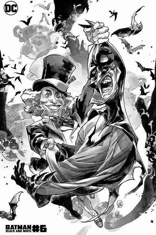 BATMAN BLAVK&WHITE #6