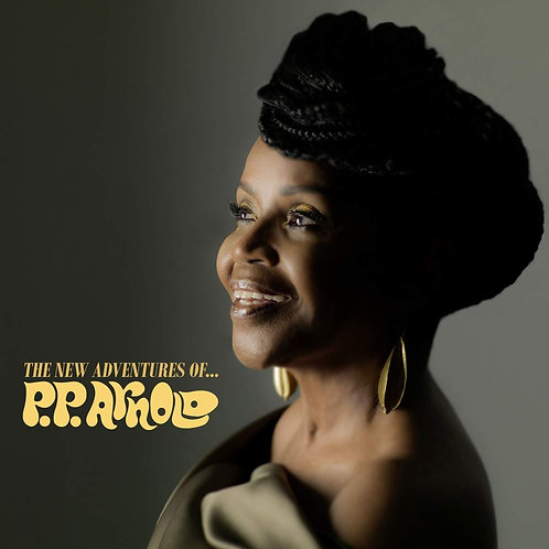 P.P. Arnold - The New Adventures Of... LP Released 09/08/19