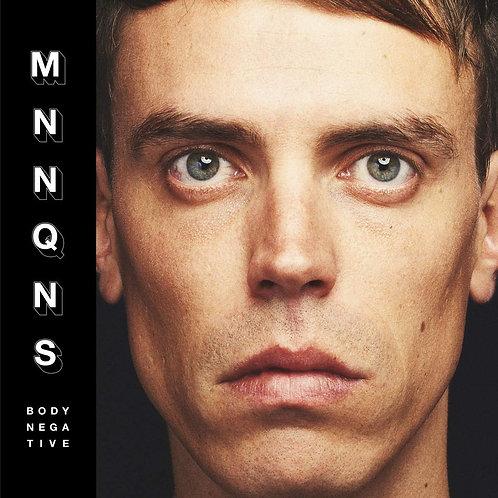 MNNQNS - Body Negative LP Released 11/10/19