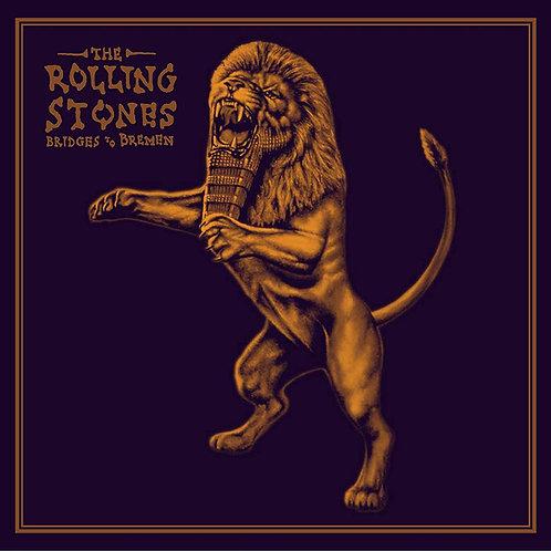 The Rolling Stones - Bridges To Bremen CD/DVD Released 21/06/19
