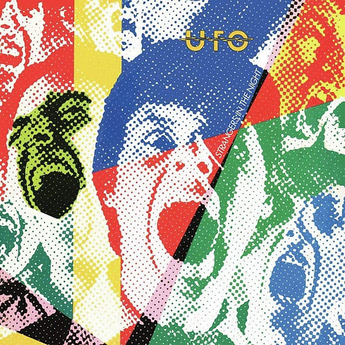 UFO - Strangers In The Night LP Released 20/11/20