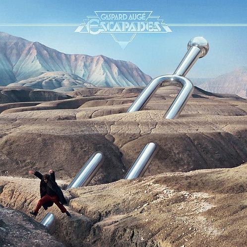 Gaspard Auge - Escapades Vinyl LP Released 25/06/21