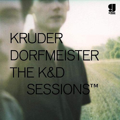 Kruder & Dorfmeister - The K & D Sessions 5LP